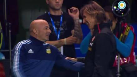 Ricardo Gareca tiene el respaldo de hinchas para ser DT de Argentina, según Olé