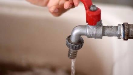 Estas son las zonas donde se restringirá el servicio de agua