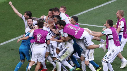 1x1 | Así vimos a los jugadores de Rusia en el duelo contra España