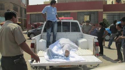 Un muerto y dos policías heridos en accidente vehicular en Chiclayo