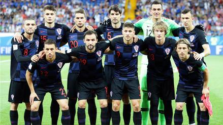 El probable once inicial de Croacia para jugar contra Dinamarca en Rusia 2018