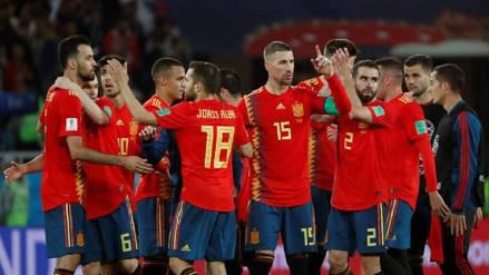 Sin Iniesta, este el once titular de España para enfrentar a Rusia en el Mundial