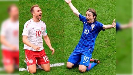 Croacia vs. Dinamarca: 5 datos en la previa de este decisivo partido
