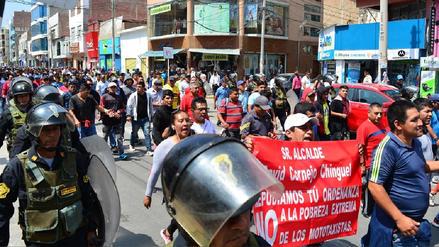 Mototaxistas de Chiclayo marcharán hacia el Poder Judicial este viernes