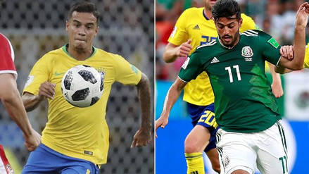 México vs Brasil EN VIVO EN DIRECTO ONLINE: Canales, goles y minuto a minuto