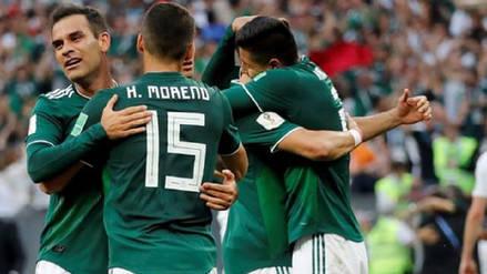 Este es el once titular de México para enfrentar a Brasil en Rusia 2018