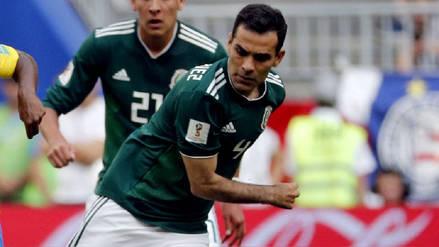 Rafael Márquez rompió un récord con su titularato en el Brasil vs. México