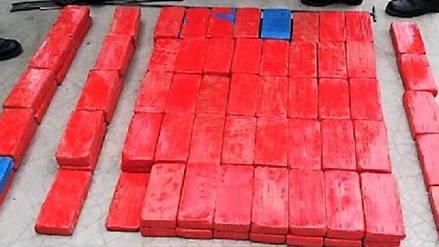 Hallan en Callao 24 kilos de cocaína en un barco con ruta de Colombia a Chile