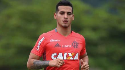 Flamengo tomó está acción con Miguel Trauco tras su ausencia en las prácticas