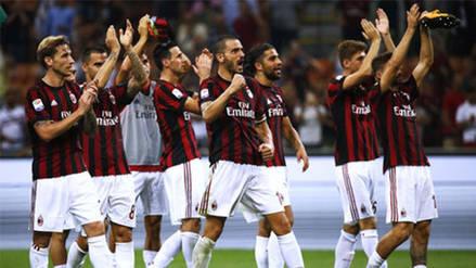 AC Milan confirmó la contratación de dos jugadores mundialistas