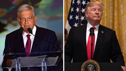 López Obrador propone a Trump reducir migración y mejorar seguridad