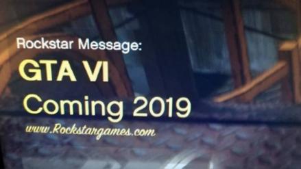 Rumor Falso: Grand Theft Auto 6 NO llegará este 2019