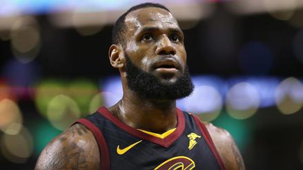 LeBron James firmará con los Lakers por cuatro años y US$ 154 millones