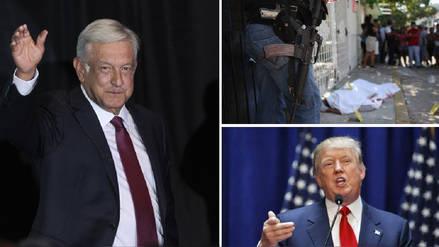 Los cuatro retos que enfrentará el nuevo presidente de México López Obrador