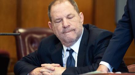 Harvey Weinstein es inculpado por agresión sexual a una tercera mujer