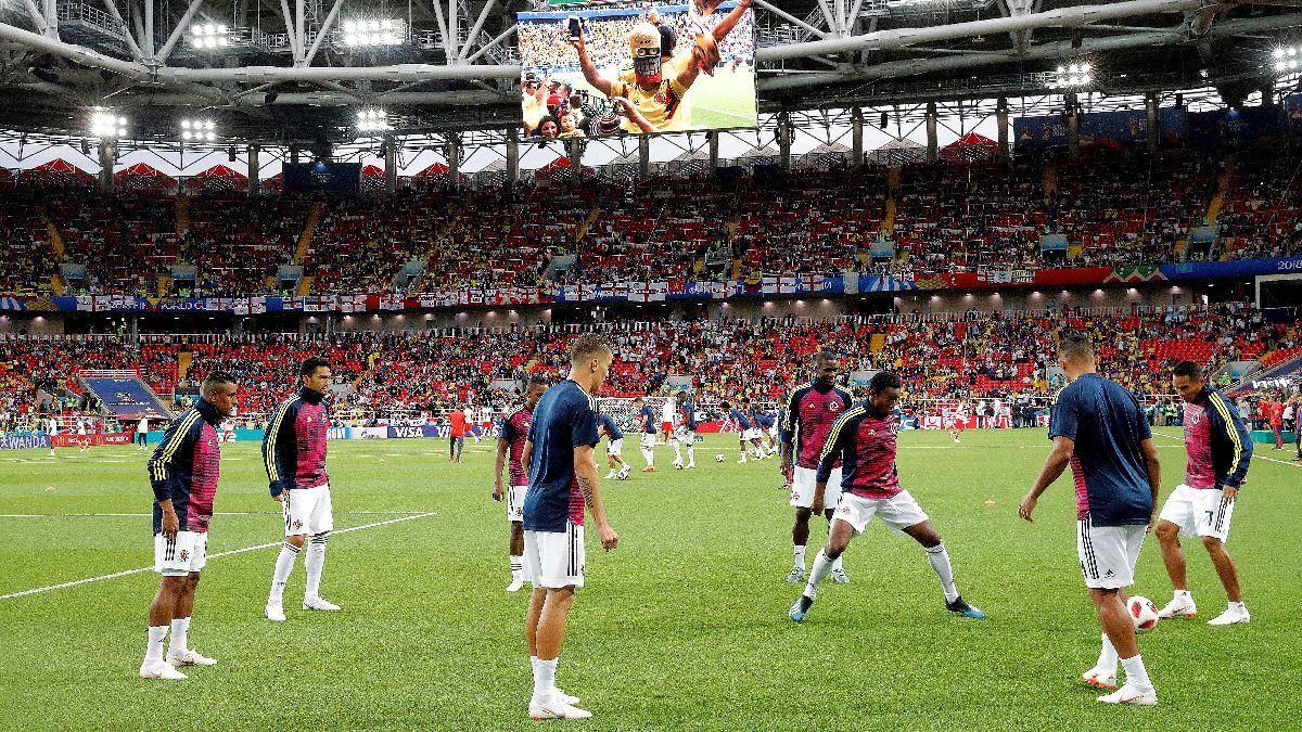 Colombia vs. Inglaterra EN VIVO: canales, horarios y fecha del partido por los octavos de final