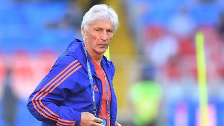 Colombia vs. Inglaterra: José Pékerman en la previa ante duelo