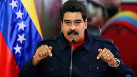 Maduro felicitó a López Obrador: