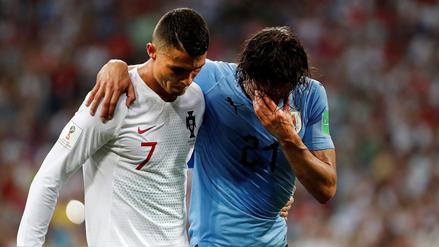 Uruguay vs. Francia: ¿Edinson Cavani jugará el partido de cuartos de final?