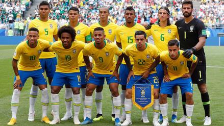 Brasil lidera la lista de las selecciones con más goles en los Mundiales