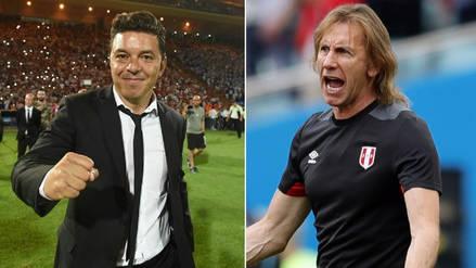 Rusia 2018: Ricardo Gareca o Marcelo Gallardo podrían dirigir a Argentina