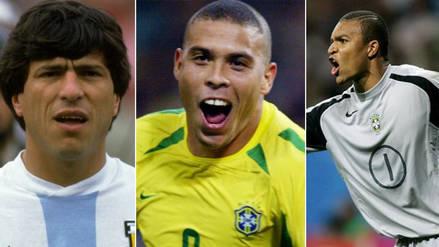 7 cracks que ganaron un Mundial sin jugar un solo partido