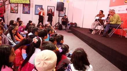 Realidad nacional, relatos de ficción y música en el cuarto día de la Feria del Libro de Lima 2018