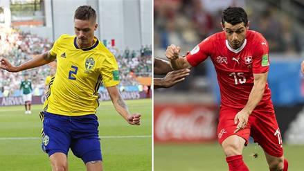 Suecia 1-0 Suiza: Goles, jugadas y minuto a minuto del partido por Rusia 2018