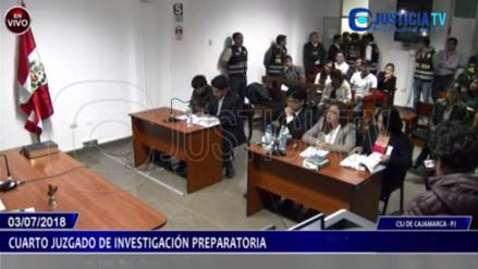 Poder Judicial dictó 9 meses de prisión preventiva contra Esneider Estela