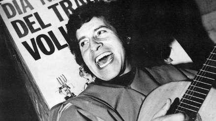 Juez chileno condena a nueve exmilitares por muerte del cantautor Víctor Jara en 1973