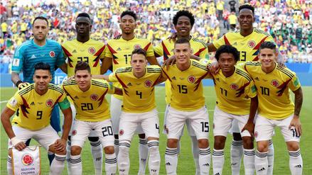 Colombia vs. Inglaterra: El posible 11 de los cafeteros que buscarán la gloria ante los británicos