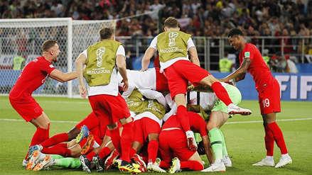 Así narró RPP los goles de la clasificación de Inglaterra a cuartos de Rusia 2018