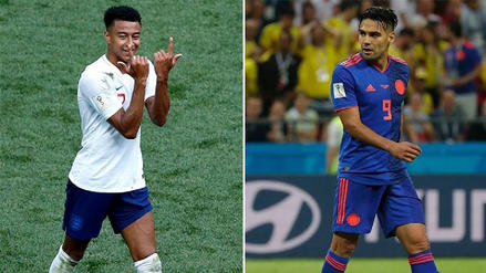 Colombia perdió ante Inglaterra por penales en Rusia 2018