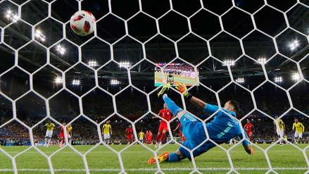 Inglaterra vs. Colombia: Harry Kane abre el marcador tras un polémico penal