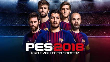 El Torneo Nacional de Pro Evolution Soccer 2018 se disputará en agosto