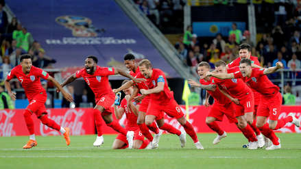 Así fue la dramática definición por penales que clasificó a Inglaterra a cuartos
