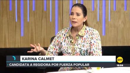 Karina Calmet: