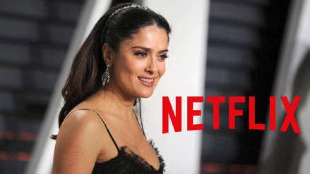 Salma Hayek y Netflix producirán nueva serie
