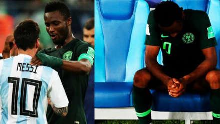 Si hablas lo matamos: el drama de Obi Mikel previo al partido contra Argentina