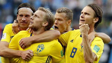 Suecia y la búsqueda de los 7 partidos en una Copa del Mundo