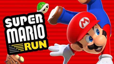 Super Mario Run: Usuarios de Apple aportan más dinero que los de Android