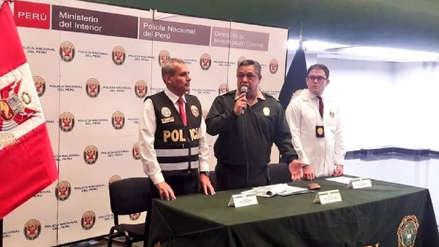 PNP pide apoyo a Interpol para capturar a delincuentes que asaltaron joyería en Jockey Plaza
