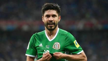 Oribe Peralta anunció su retiro de la Selección mexicana