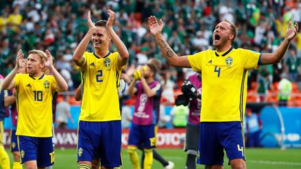 El once titular de Suecia para seguir con el sueño mundialista en Rusia 2018