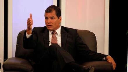 Corte de Ecuador dictó prisión preventiva para Rafael Correa y pidió a Interpol su extradición