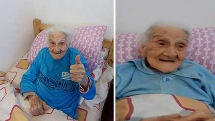 La emocionante historia de la abuelita uruguaya que vio todos los mundiales