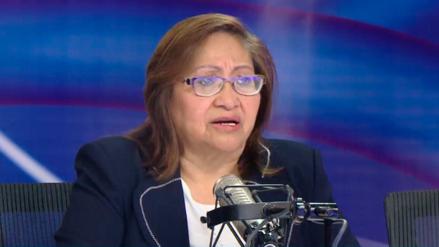Ex ministra de la Mujer a favor de poner en agenda la pena de muerte por feminicidio