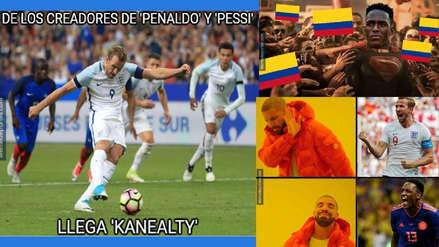 Colombia es víctima de los memes tras perder ante Inglaterra en el Mundial