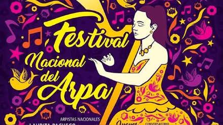"""Artistas se reunirán en Cusco para el """"Festival Nacional del Arpa"""""""