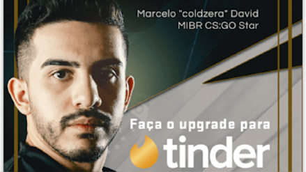 Tinder patrocinará equipo de Counter Strike: Global Offensive